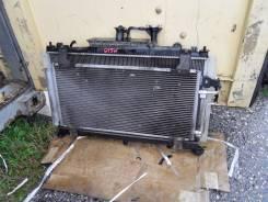 Радиатор охлаждения двигателя. Mazda Atenza, GY3W Двигатель L3VE