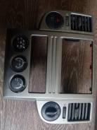Блок управления климат-контролем. Nissan X-Trail, NT30, PNT30, T30 Двигатели: QR20DE, QR25DE, SR20VET, YD22ETI, YD22DDTI