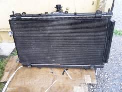 Радиатор охлаждения двигателя. Mitsubishi Dingo, CQ2A Двигатель 4G15