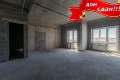 3-комнатная, улица Ватутина 4д. 64, 71 микрорайоны, застройщик, 79 кв.м. Интерьер