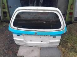 Дверь багажника. Toyota Caldina, ST195, ET196