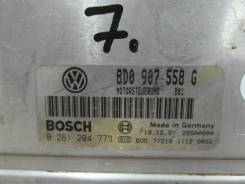 Блок управления двс. Volkswagen Passat Двигатели: ADR, APT, ARG, ANQ