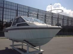 Продаётся катер Yamaha Cruiser (Япония). Год: 1998 год, длина 6,50м., двигатель подвесной, 140,00л.с., бензин