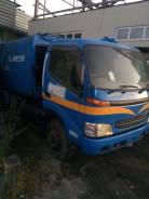 Hino Dutro. Продам мусоровоз широколобый, 4 800 куб. см., 2 000 кг.
