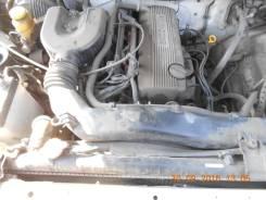 Механическая коробка переключения передач. Nissan Datsun Двигатели: QD32, TD27, KA24E