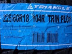 Triangle Group Snow PL01. Зимние, без шипов, 2017 год, без износа, 4 шт. Под заказ