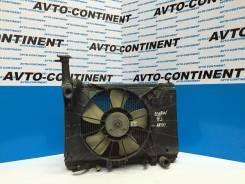 Радиатор охлаждения двигателя. Mazda Demio, DY3W Двигатели: ZJVEM, ZJVE