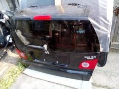 Дверь багажника. Nissan Stagea, HM35, PNM35, PM35, NM35, M35 Nissan Stagea Ixis 350S, M35 Двигатели: VQ30DD, VQ25DD, VQ35DE, VQ25DET