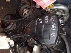 Двигатель. Toyota Corolla II, EL41, EL51 Toyota Corolla 2, EL41, EL51 Двигатель 4EFE