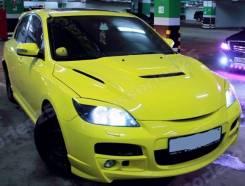 Накладка на фару. Mazda Axela, BK3P, BKEP, BK5P Mazda Mazda3. Под заказ