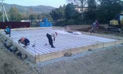 Строительство домов. Капитальное строительство.