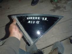 Форточка двери. Toyota Harrier, MCU15