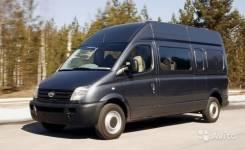Продаётся грузопассажирский Maxus LDV. 2 400куб. см.
