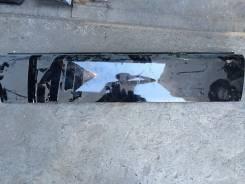 Накладка на дверь багажника. Mitsubishi Outlander