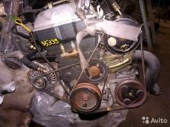 Двигатель. Mazda MPV Двигатель FS