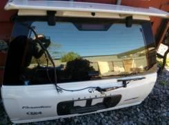 Дверь багажника. Nissan Terrano Regulus, JLR50, JLUR50, JRR50, JTR50