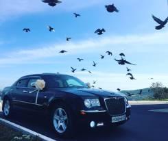 Chrysler 300C Back pearl! На Ваше торжество! Акции!