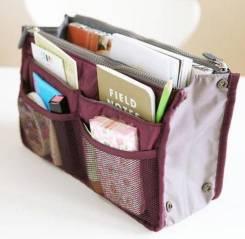 Органайзеры для сумок.