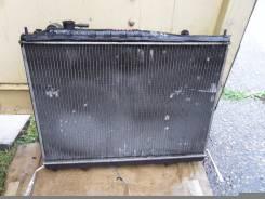 Радиатор охлаждения двигателя. Nissan Elgrand, E51, ALWE50, E50 Двигатели: VG33E, VQ35DE, VG33, ZD30