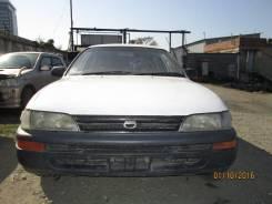Компрессор кондиционера. Toyota Corolla, CE109, CE110, CE102, CE104, CE105, CE106, CE107, CE108 Двигатель 2C