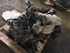 Вариатор. Nissan Murano, PNZ50 Двигатель VQ35DE