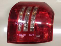 Стоп-сигнал. Toyota Allex, NZE121