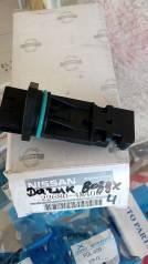 Датчик расхода воздуха. Nissan: Wingroad, Bluebird, Sunny, Expert, Primera Camino, Fairlady Z, Tino, AD, Avenir Двигатели: QG18DE, QG15DE, QG18DEN, YD...