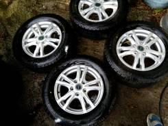 Bridgestone FEID. 6.0x15, 5x114.30, ET53, ЦО 72,0мм.
