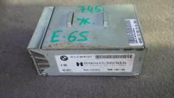 Усилитель магнитолы. BMW 5-Series, E60 BMW 7-Series, E66, E65, E60