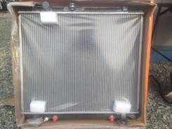 Радиатор охлаждения двигателя. Mitsubishi 1/2T Truck, V16B Mitsubishi Pajero, V26W, V46W, V46V, V26WG, V46WG Двигатель 4M40