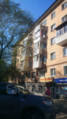 1-комнатная, проспект 100-летия Владивостока 37. Столетие, агентство, 33 кв.м. Дом снаружи