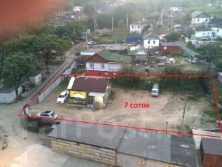 Срочно. Земельный участок ИЖС (собственность) в черте города с домом. 672 кв.м., собственность, вода, от частного лица (собственник)
