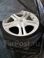 Комплект колес в сборе 205/45/R17 низкий профиль!. 6.5x17 4x114.30 ET35