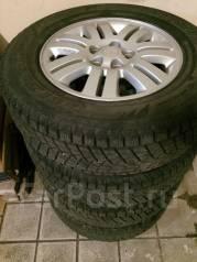 Продам колёса 215/70R16 MMC. x16 5x114.30 ET46