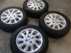 Колеса 165/70/R14 Goodyear Ice Navi Hybrid Zea. 5.5x14 4x100.00 ET45
