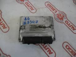 Блок управления двс. Audi A6, C5 Двигатель BDV
