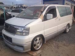 Nissan Elgrand. AVWE50, QD32ETI
