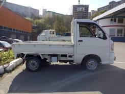 Daihatsu Hijet. Грузовик , 660 куб. см., 500 кг.