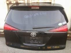 Дверь багажника. Toyota Caldina, AZT241 Двигатель 1AZFSE