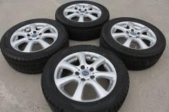 Колеса 205/55/R16 Dunlop DSX-2. 6.0x16 5x114.30 ET47