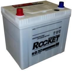Rocket. 80 А.ч., левое крепление, производство Корея