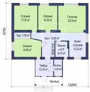 M-fresh Happy choice plus. 100-200 кв. м., 1 этаж, 4 комнаты, кирпич