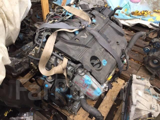 Двигатель VQ20DE Nissan Maxima A33