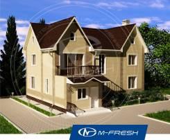 M-fresh Ideal-зеркальный. 200-300 кв. м., 2 этажа, 4 комнаты, бетон