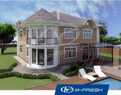 M-fresh Monte Carlo (Ярко жить за городом в своём доме! ). 300-400 кв. м., 2 этажа, 8 комнат, кирпич