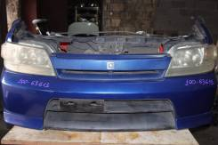 Бампер передний   Nissan Cube 10, (2 model)синий