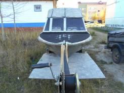Крым. Год: 2004 год, длина 4,80м., двигатель подвесной, 30,00л.с., бензин