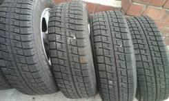 Bridgestone Blizzak Revo2. Зимние, 2012 год, износ: 10%, 4 шт