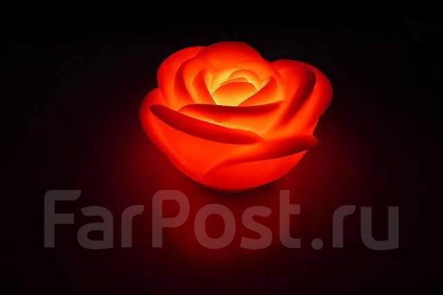 Почему роза меняет цвет