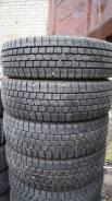 Dunlop SP LT. Зимние, без шипов, 2010 год, износ: 5%, 4 шт